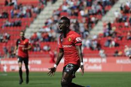 Real Mallorca y UD Almería se enfrentan en Son Moix por la permanencia