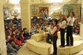 La semana dedicada a Mossèn Alcover culmina con la maratón de Rondalles
