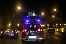Noche de patrulla