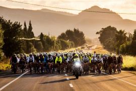 El Consell mantendrá la prueba ciclista Mallorca 312 pero reducirá su impacto