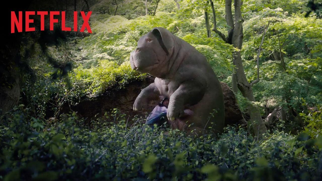La película de Netflix «Okja» impresiona en Cannes tras los abucheos y problemas técnicos iniciales