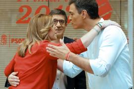 El latir del PSIB: «Sánchez barrerá a Díaz en Balears y puede superar los 65.000 votos en toda España»