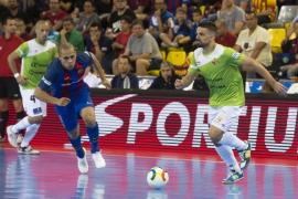 El Palma pierde en Barcelona y despide la temporada