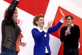 Chacón asegura que la «honestidad y  solvencia» de Calvo le darán la victoria