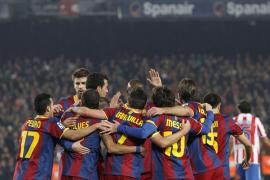 Barça histórico: Dieciséis victorias, diez puntos