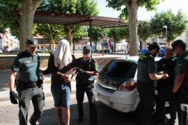 La Guardia Civil cree que el acusado robó dinero a su exsuegro tras el crimen
