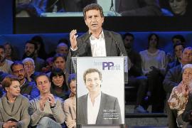 Company incluye en la dirección del PP a la mano derecha de Bauzá