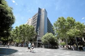 El edificio de Es Crèdit se vende por más de 35 millones