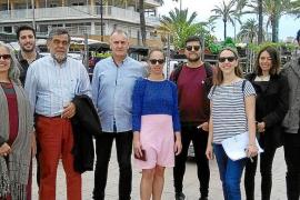 La creación de un eje cívico en Llucmajor, en manos de jóvenes arquitectos