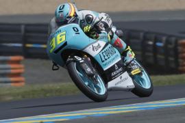 Joan Mir gana en Le Mans y aumenta su ventaja en el Mundial de Moto3