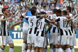 La Juventus gana su 33 'scudetto', el sexto consecutivo