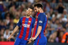 El Barça logra una remontada estéril