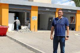 El ayuntamiento de Inca invierte 140.000 euros en la mejora del polideportivo