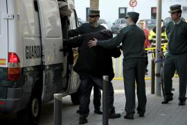 Los jueces envían a prisión sin fianza a cinco de los detenidos en la 'operación Resaka'