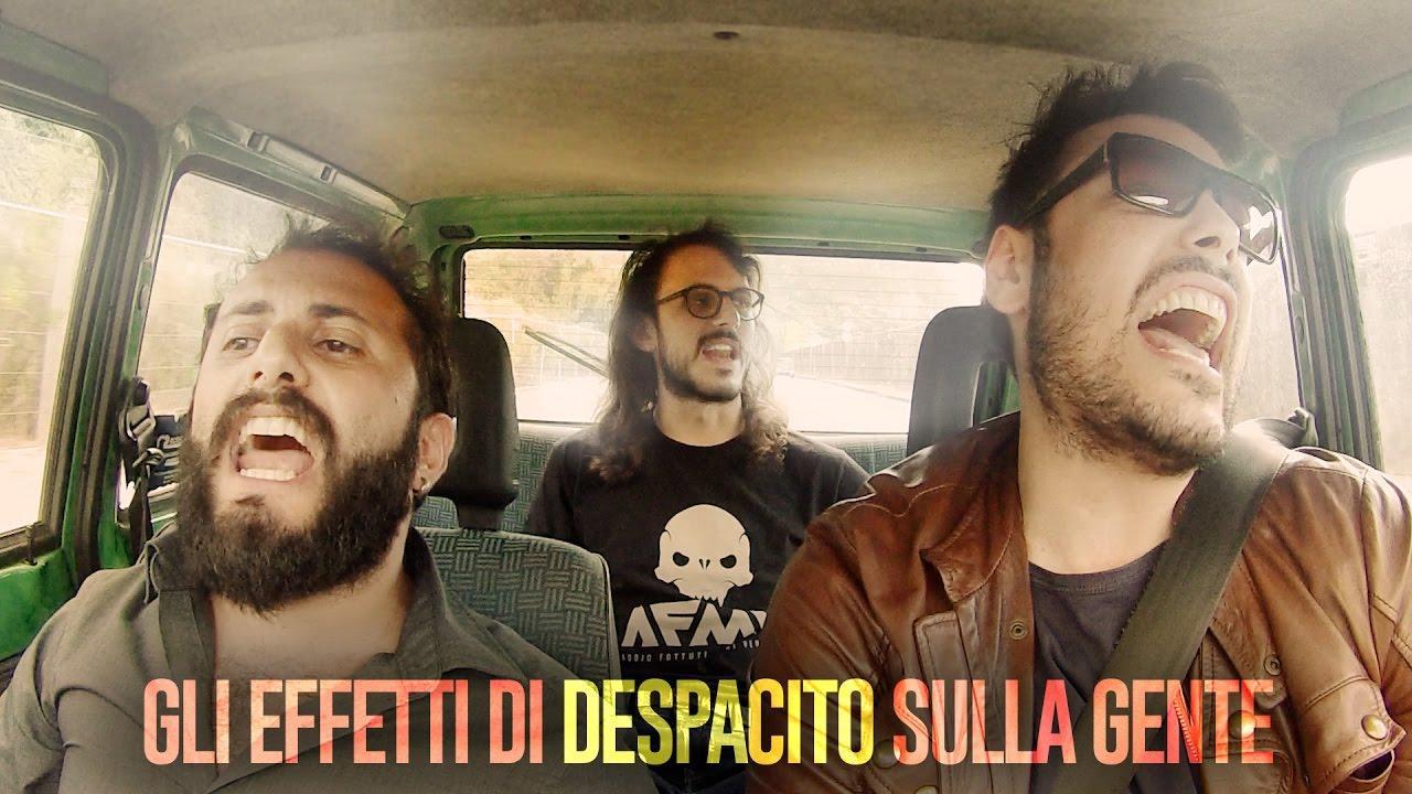 El vídeo de tres italianos criticando 'Despacito' se hace viral