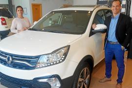 El nuevo SsangYong Korando, disponible en Frau Automotor