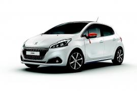 Peugeot presenta la edición especial 208 Roland Garros