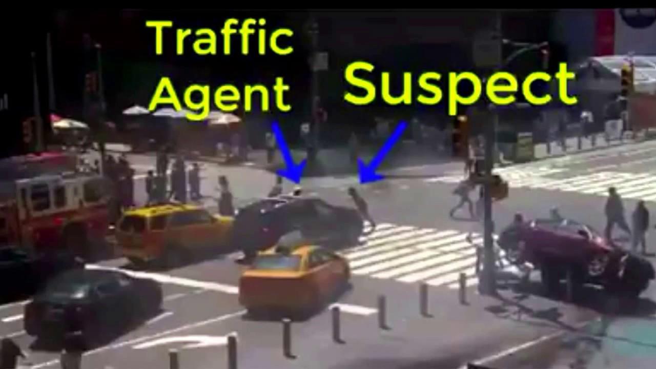 El responsable del atropello de Times Square alega que fue un «grito de auxilio»