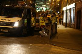 Varios muertos en dos explosiones en el Manchester Arena durante un concierto de Ariana Grande