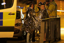 Al menos 22 muertos y 59 heridos en el atentado del Manchester Arena