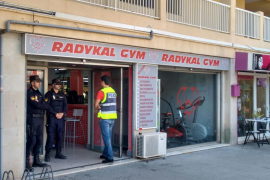 Operación en Mallorca por el tráfico de anabolizantes