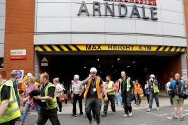 Evacuado en Manchester un centro comercial