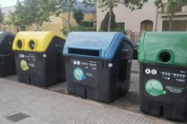 Instalados 653 nuevos contenedores en la Playa de Palma