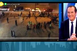 Indignante reacción del presentador de 'El cascabel' al atentado