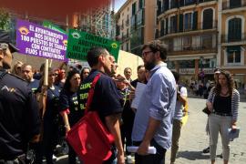 Cs pide a Noguera que comparezca con urgencia por la denegación de la licencia del Casino Bingo Balear