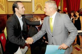 Críticas internas a Bauzá por la salida del PP de Jaume Font