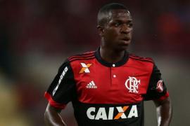 Vinicius será jugador del Real Madrid a partir de julio 2018