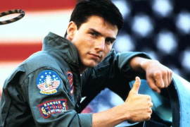 Tom Cruise rodará 'Top Gun 2'