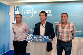 Company confirma que Jeroni Salom será el único candidato para presidir el PP de Mallorca