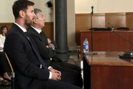 El Supremo mantiene la condena de 21 meses de cárcel a Messi por delito fiscal