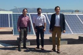 Las ayudas del Govern para instalación de placas fotovoltaicas cuentan con 400.000 euros