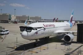 Eurowings inaugura su base operativa en el aeropuerto de Son Sant Joan