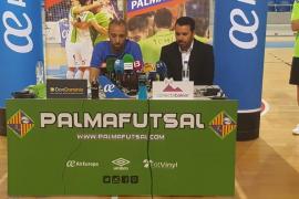 El capitán Antonio Vadillo se convierte en nuevo entrenador del Palma Futsal