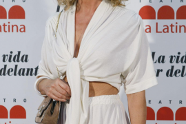 Silvia Tortosa será la baronesa Thyssen en televisión