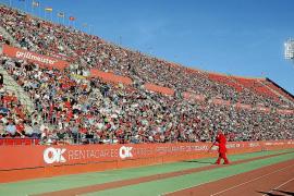 El Real Mallorca vuelve a entregar dos entradas por socio