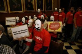 Los Bomberos creen que Pastor ha «puesto en evidencia» a todo el Ayuntamiento por decir que son «unos privilegiados»