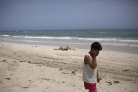 Más de 200 niños han muerto tratando de cruzar el Mediterráneo en lo que va de año