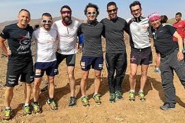 Maraton des Sable