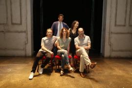 El Teatre Principal acogerá el 26 y 27 de mayo el montaje teatral 'El perro del hortelano'