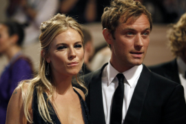 Jude Law y Sienna Miller han roto