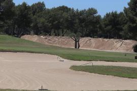 El Ajuntament de Calvià paraliza el vertido de arena en el Golf de Ponent