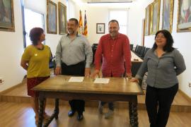 El Consell y el Ajuntament de Felanitx firman un convenio para crear un Espai de Dones