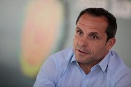 Sergi Barjuan espera «el partido más complejo de la temporada» ante el Numancia