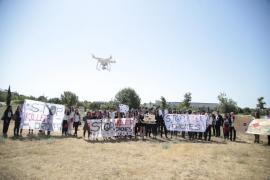 Contra el uso de drones letales
