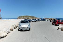Sant Josep reforzará la señalización y pondrá más control policial en platges de Comte