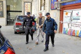 La Fiscalía pide cinco años de cárcel al pirómano que quemó coches en Palma